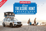 WTTW Great Treasure Hunt Sweepstakes