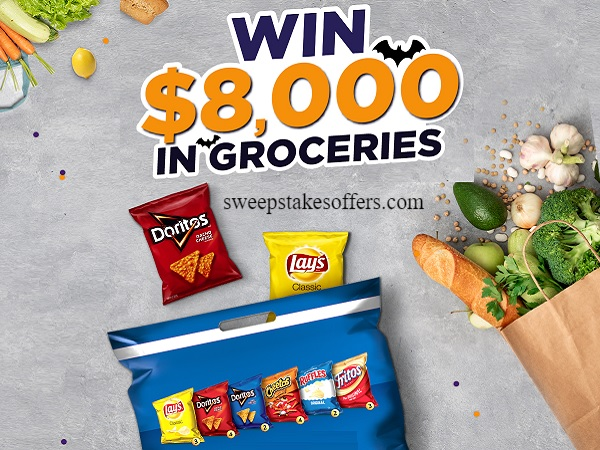 $8000 in Groceries Sweepstakes