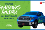 Seahawks Tundra Giveaway - Win Tickets