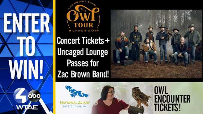 Zac Brown Band Sweepstakes - Win Tickets