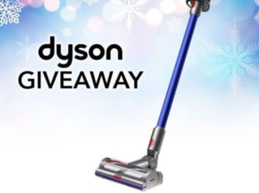 PC Richard & Son Holiday Dyson Giveaway - Win Prize