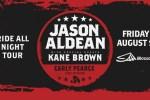 Jason Aldean Sweepstakes - Win Tickets