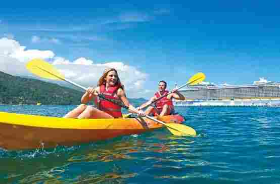 Cruise Ship Centers Dream Vacation Sweepstakes - Win Trip