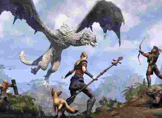 Elder Scrolls Online Sweepstakes - Win Game