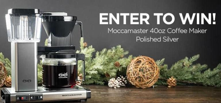 Kitchens Coffee Maker Giveaway - Win Prize