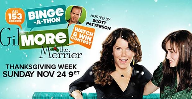 UPTV Gilmore The Merrier Giveaway - Win Gift Card