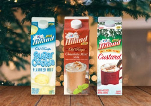 Hiland Dairy Bring Hiland Home for the Holidays Sweepstakes - Win Prize