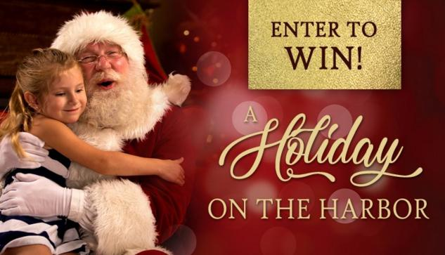 Holiday On The Harbor Sweepstakes - Win Tickets