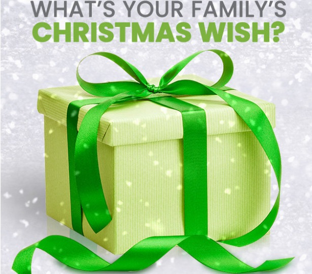 LITE FM Christmas Wish Sweepstakes - Win Prize