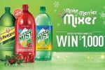 Merrier Mixer Sweepstakes - Win Cash Prizes