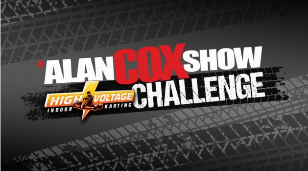The Alan Cox Shows High Voltage Contest – Win Gift Card