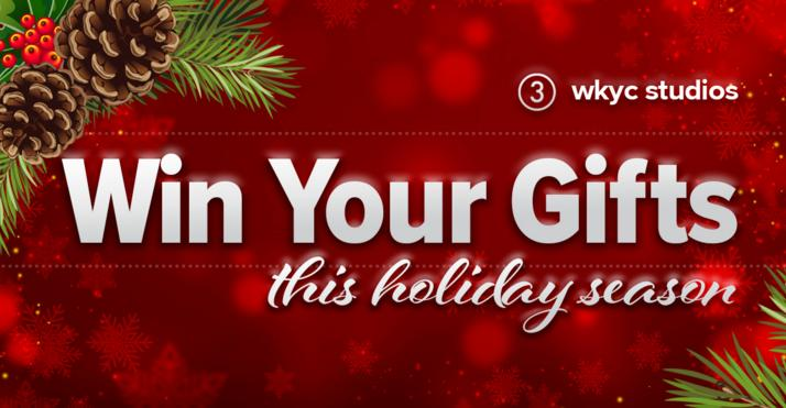 WKYC TV 2019 Win Your Gifts Sweepstakes - Win Gift Card