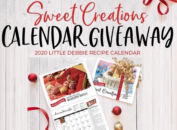 Little Debbie Snacks Creations Calendar Giveaway - Win Prize