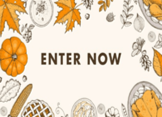 Mrs. Cubbisons Friendsgiving Hero Sweepstakes - Win Cash Prizes