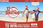 12 Days of Christmas Visit Myrtle Beach Giveaway