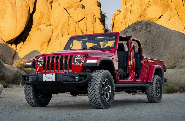 InShane Designs Jeep Gladiator Sweepstakes - Win Car