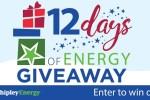 Shipley Energy 12 Days of Energy Giveaway - Win Gift Card