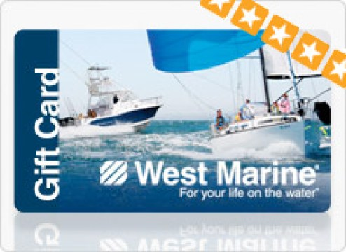 West Marine Pelagic Holiday Giveaway - Win Gift Card