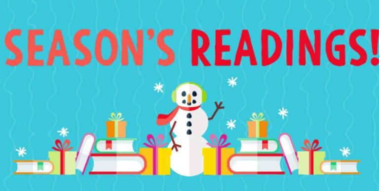 Holiday 2019 Picture Book Sweepstakes - Win Prize