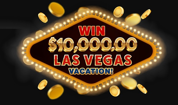 PCH Vegas Vacation Sweepstakes - Win Cash Prizes