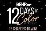 BEER 12 Days of Color Sweepstakes - Win Gift Card