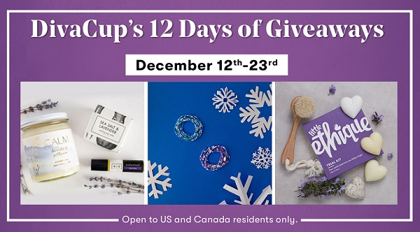 DivaCup's Holiday Giveaway - Win Gift Card