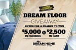 DIY Network Dream Floor Giveaway - Win Cash Prizes