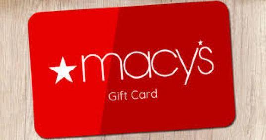 Macys Gift Card Giveaway - Win Gift Card