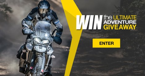 ADV Pulse Ultimate Adventure Holiday Giveaway  - Win Trip