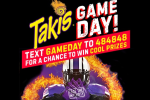 Takis Game Day Fiesta Sweepstakes - Win Prize