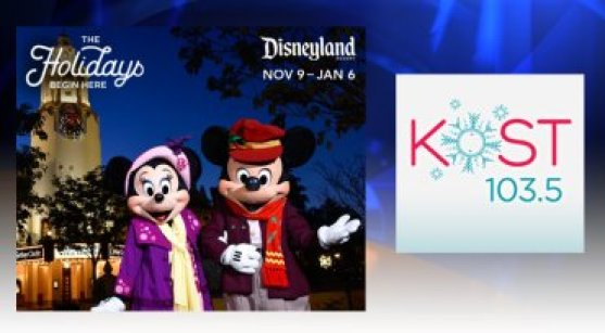 Disney Holidays Sweepstakes - Win Tickets