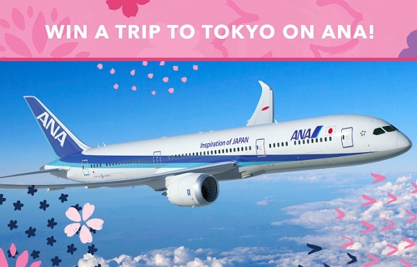 National Cherry Blossom Festival Sweepstakes - Win Tickets