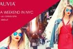 Neauvia New York Weekend Sweepstakes - Tickets