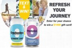 Omission Journey Sweepstakes - Win Gift Card