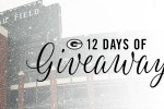 Green Bay Packers 12 Days of Giveaways - Win Prize