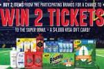 P&G Football Sweepstakes - Win Tickets