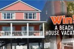 Myrtle Beach House Giveaway - Win Trip
