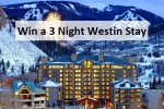 Marriott Westin Store Sweepstakes - Win Trip
