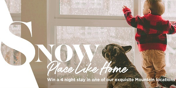 Wyndham Vacation Rentals Winter Sweepstakes - Win Trip