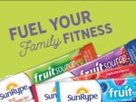 SunRype Fuel Your Family Fitness Sweepstakes - Win Gift Card