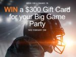 Hungry Fan Gift Card Sweepstakes - Win Gift Card