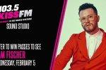 KISS FM Sam Fischer Contest - Win Tickets