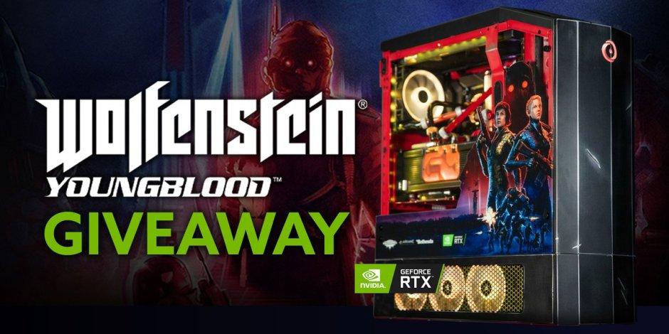 Wolfenstein Youngblood Origin PC Giveaway