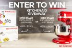 Everything Kitchens KitchenAid Giveaway