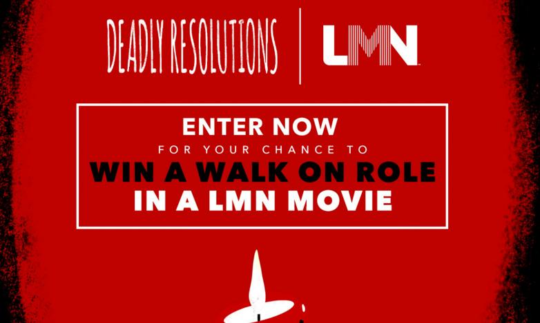 LMN Deadly Resolutions Super Fan Sweepstakes - Win Trip
