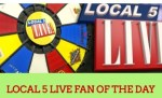 Local 5 Live Fan Of The Day Giveaway - Win Gift Card