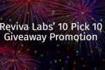 Reviva Labs 10 Pick 10 Giveaway - Win Prize