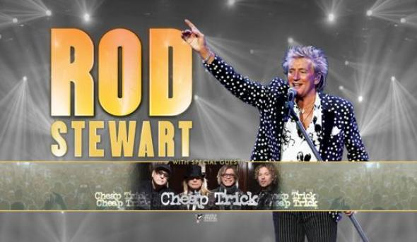 Rod Stewart Tickets Sweepstakes - Win Tickets