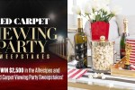 Allrecipes Red Carpet Viewing Party Sweepstakes - Win Cash Prizes