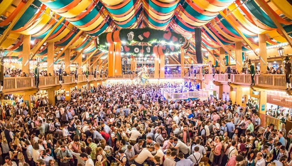 Bitburger Oktoberfest 2020 Sweepstakes - Win Trip